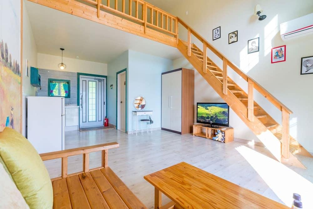 Zimmer (Rosemary) - Wohnbereich