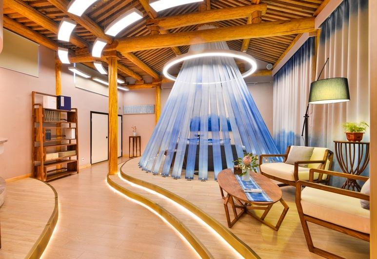 Isvara Hotel Qu Hai Liu Sha, Pekín, Habitación doble, Habitación