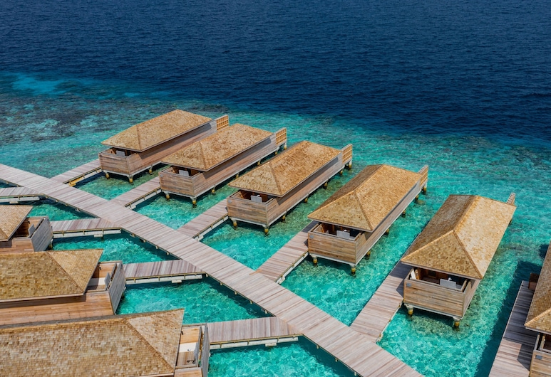 Kagi Maldives Spa Island water retreats