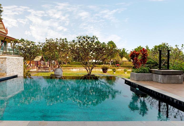 Grace Villa Pattaya By DDM Siam, 挽臘茫, 頂級別墅, 6 間臥室, 客房景觀