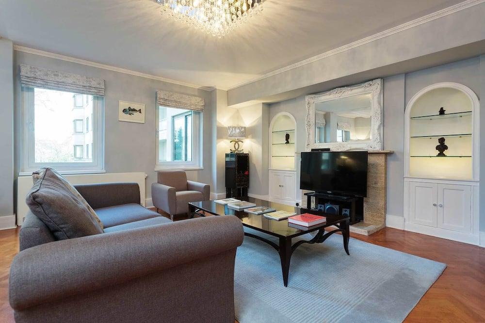 Lejlighed (3 Bedrooms) - Stue