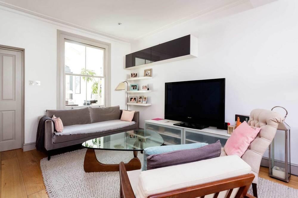 Casa (3 Bedrooms) - Sala de estar