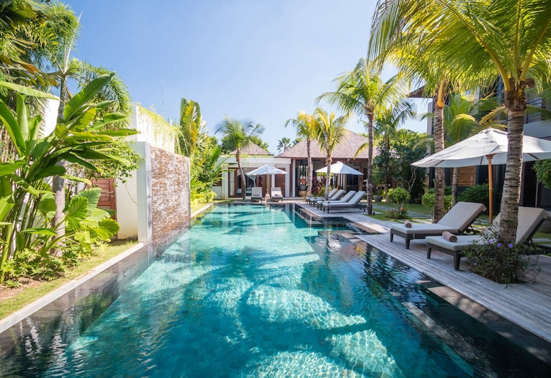 Luxury 12 Bedroom Villa With Private Pool, Bali Villa 2081, Seminyak, Pool
