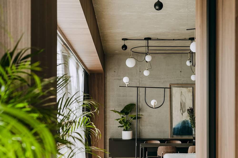 Nobu Suite - Wohnbereich
