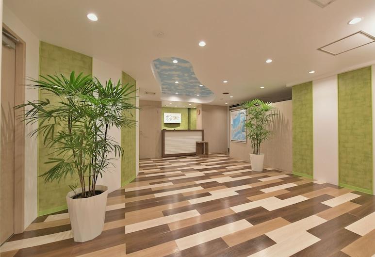 TOKIO's HOTEL, 北区, フロント
