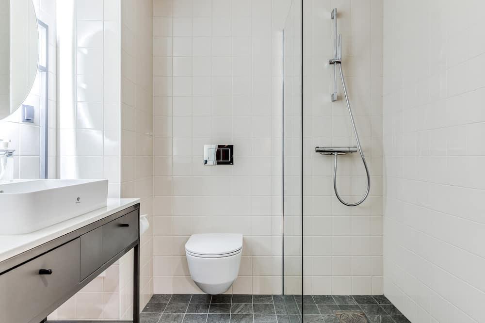 Студия (Loft, 2 Twin Beds) - Ванная комната