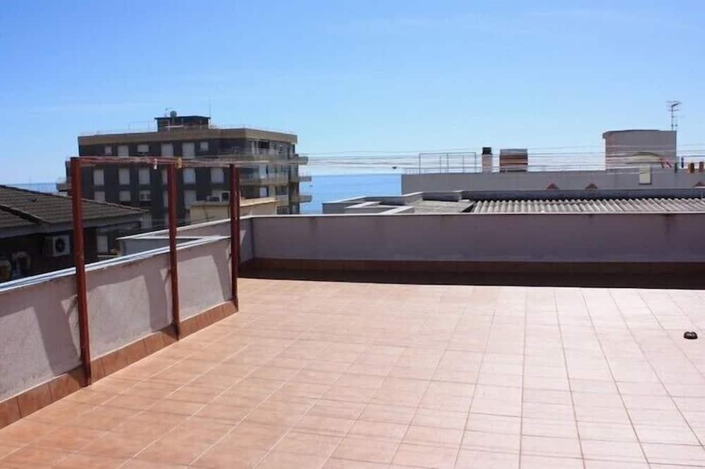 Departamento, 3 habitaciones - Terraza o patio