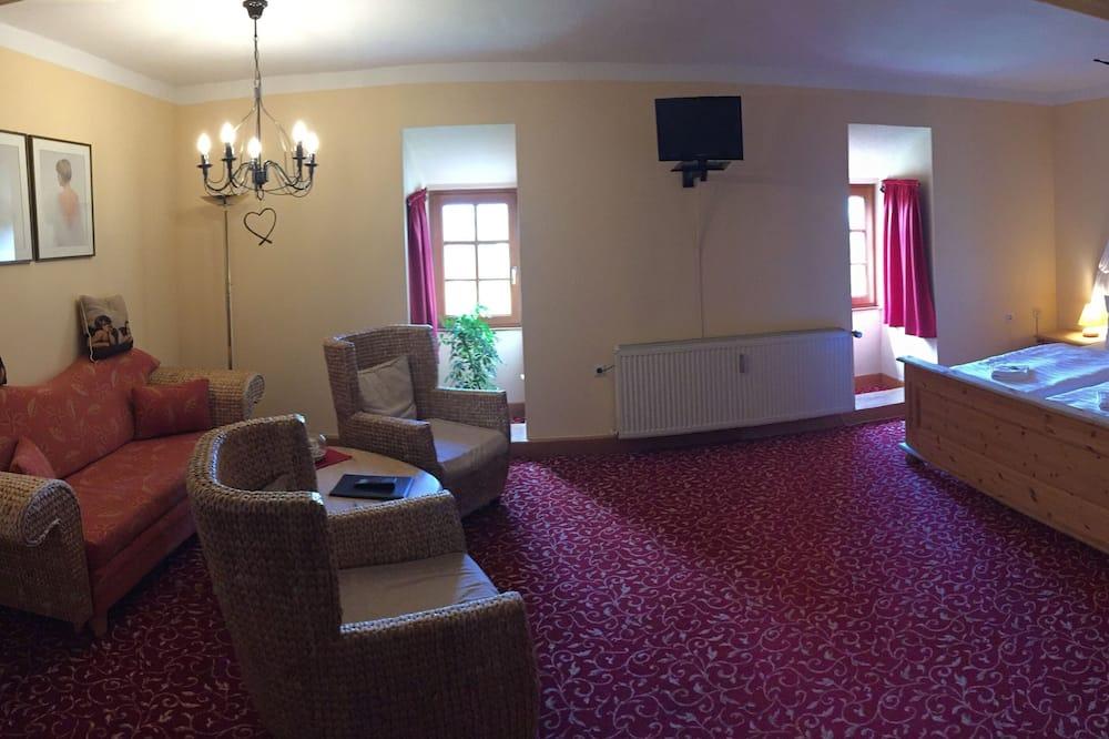 Dvivietis kambarys - Svetainės zona