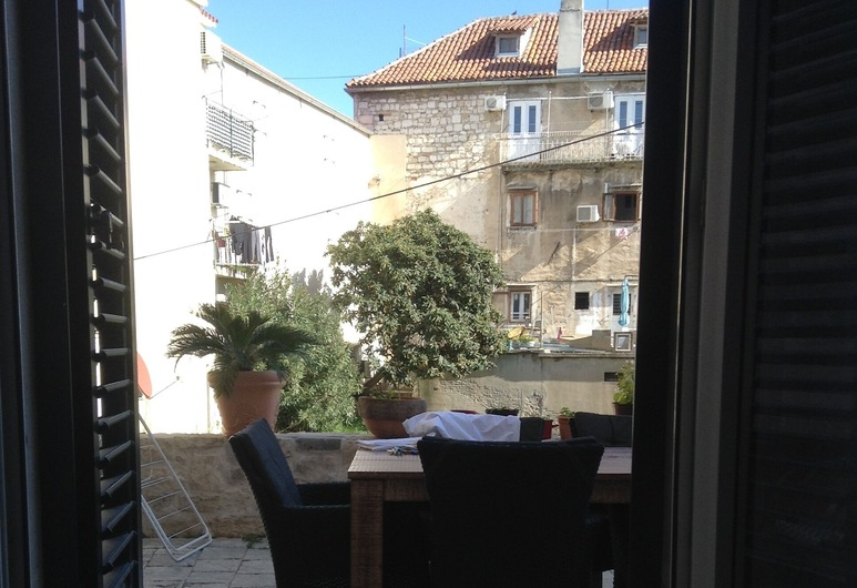 Madona Top Center, Split, Külaliskorter, 2 magamistoaga, Terrass