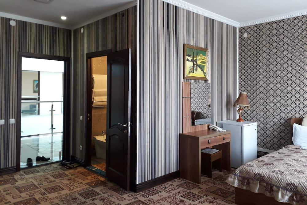 חדר משפחתי - חדר אורחים