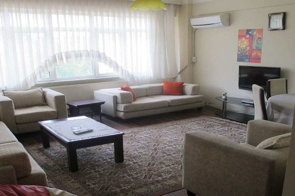 Apartament typu Comfort, 2 sypialnie - Powierzchnia mieszkalna