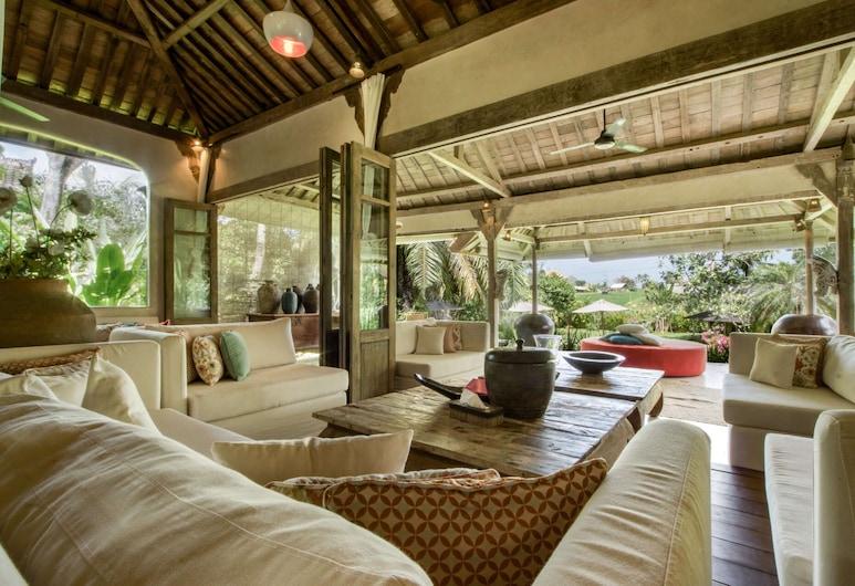Beautiful Villa With Private Pool, Bali Villa 2020, Kerobokana, Dzīvojamā istaba