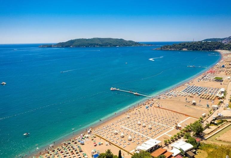 Seaview Luxurious Apartment in Spa Resort Budva, Becici, דירה, 2 מיטות זוגיות, חוף ים