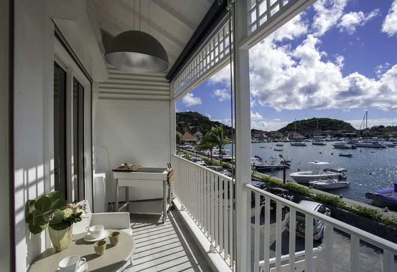 Dream Villa SBH Suite Harbour, St. Barthelemy, Villa (3 Bedrooms), Balkong