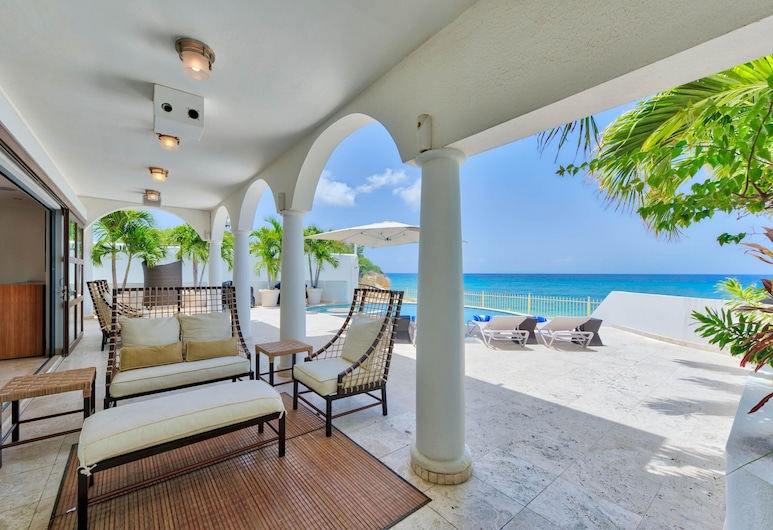 Dream Villa SXM BAH, Lowlands, Huvila (3 Bedrooms), Parveke