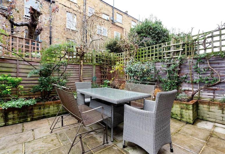Comfort in Kensington, London, Hus (3 Bedrooms), Altan
