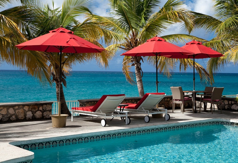 Dream Villa SXM LBH, Les Terres Basses, Pool