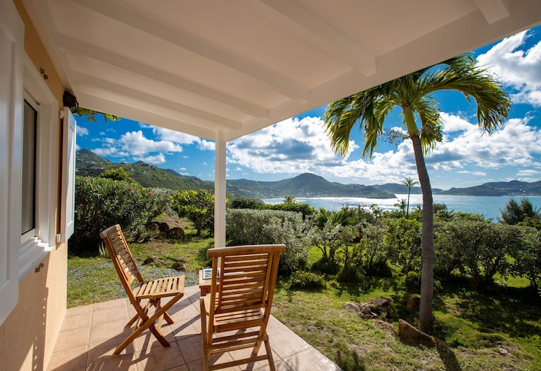 Dream Villa SBH Cases, St. Barthelemy, 別墅 (3 Bedrooms), 陽台