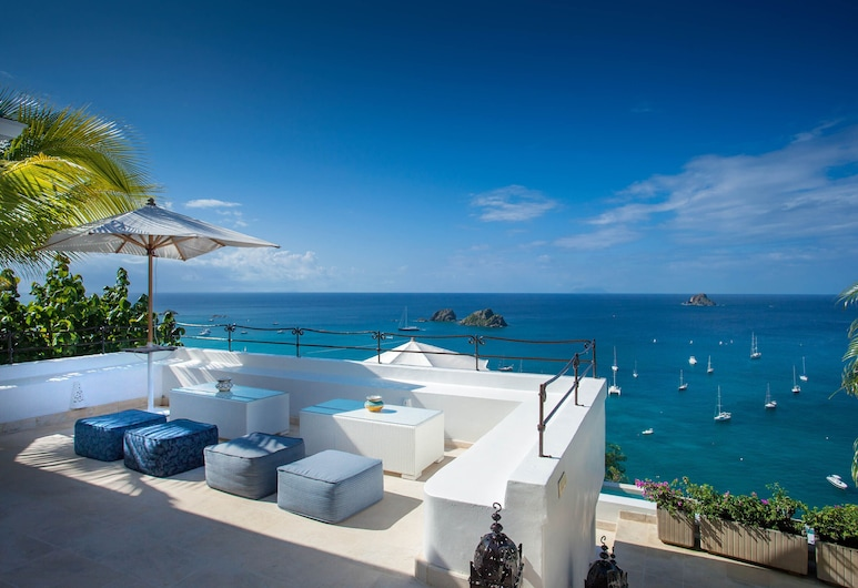 Dream Villa SBH Mauresque, St. Barthelemy, Villa (4 Bedrooms), Balkon
