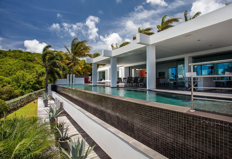 Dream Villa SBH Nirvana, St. Barthelemy