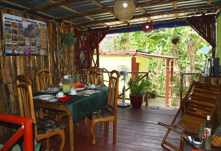 Casa Brisas del campo, Vinales, Restaurant