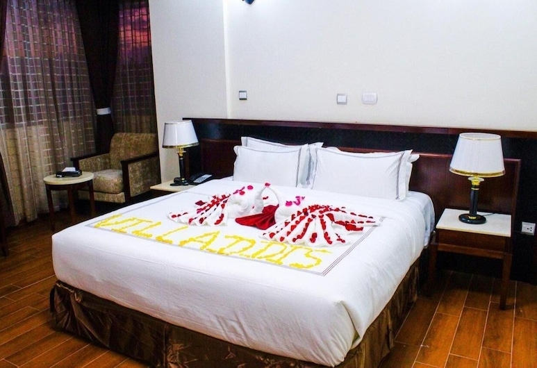 Villaddis Hotel, Addis Ababa, Phòng