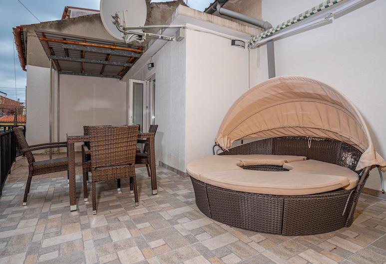 Guest House Gabrijela, Crikvenica, Apartment, 2 Bedrooms (First Floor), Terrace/Patio