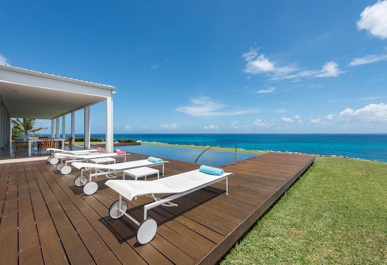 Dream Villa SXM Truffle, Les Terres Basses, Piscina