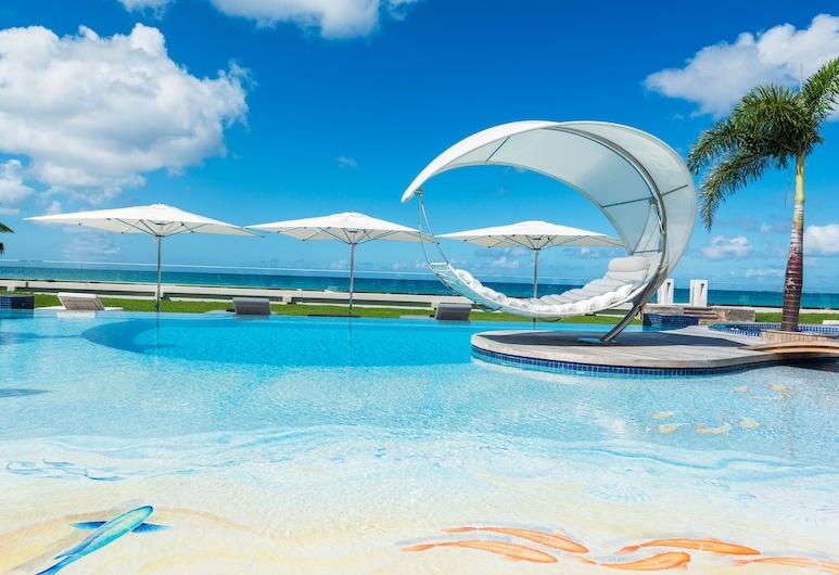 Dream Villa SXM VIE, Les Terres Basses, Pool
