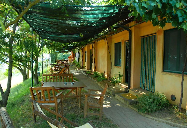 Agriturismo Le Serre, Riparbella, Apartman, 1 spavaća soba, Terasa/trijem