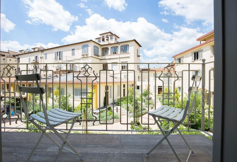 Coco Places Firenze, Centro Storico, Firenze, Leilighet, 1 soverom, balkong, Terrasse/veranda