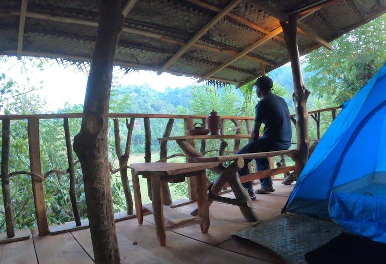 Kandy Base Camp, Yatinuwara, Terrasse/Patio