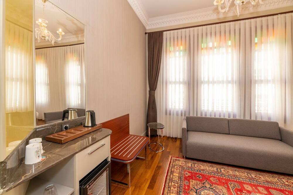 Studio Suite Junior - Khu phòng khách