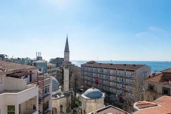 Fotografia do Blue Gilroy Hotel em Istambul