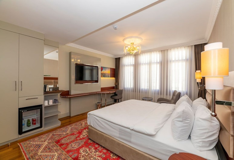 Blue Gilroy Hotel, Istanbul, Standard Double Room, Guest Room