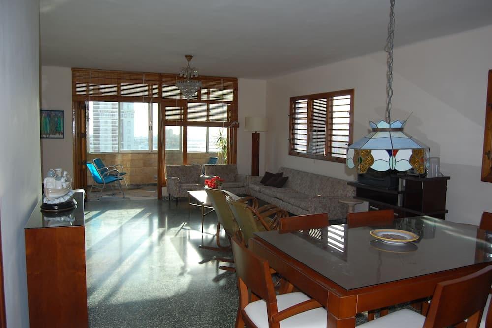 Apartmán typu Comfort (#1) - Obývačka