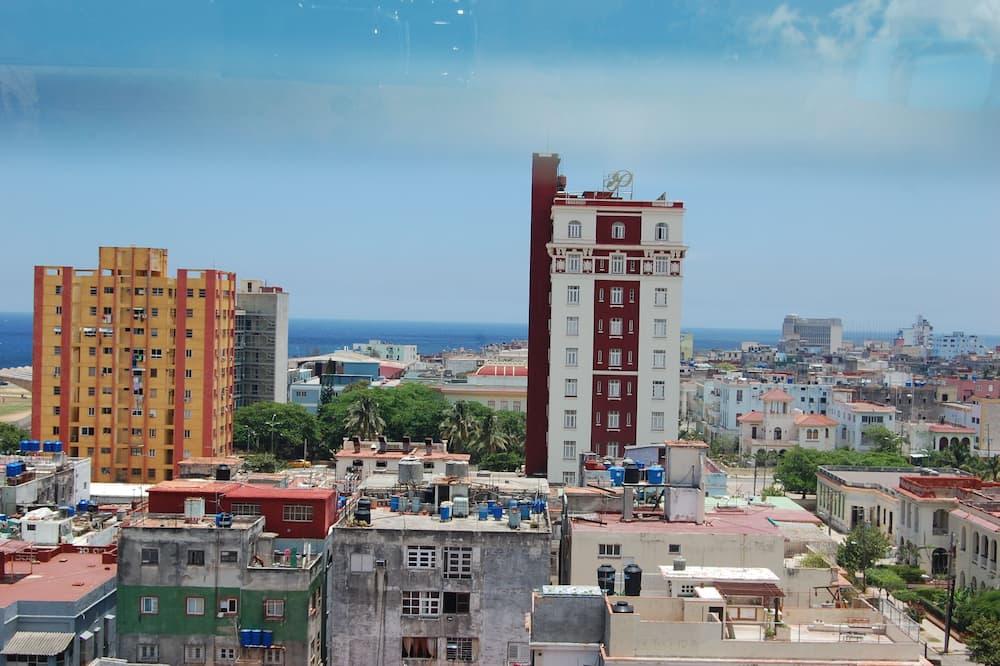 Apartmán typu Comfort (#1) - Výhľad na mesto