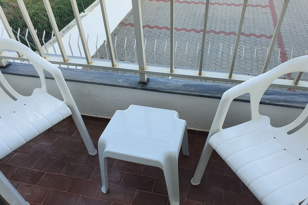 Pamatklases divvietīgs numurs - Balkons