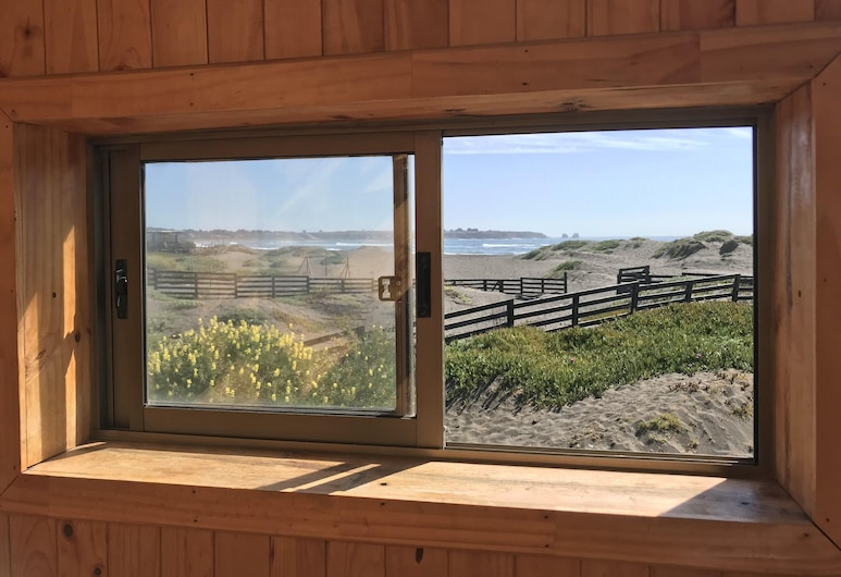 Dune & Domes Pichilemu, Pichilemu, Deluxe Cabin (Domo 1), Beach/Ocean View