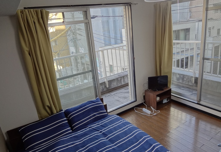 Guest House Zen Hakata Ohori Park 1, Fukuoka, Štandardná izba (402), Izba