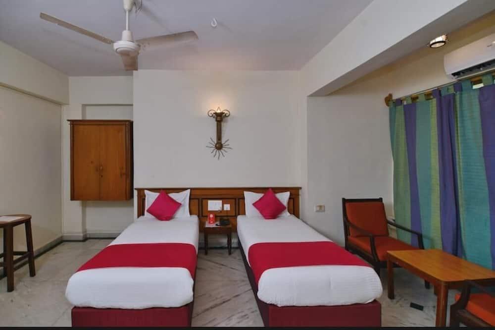 基本雙床房 - 客廳