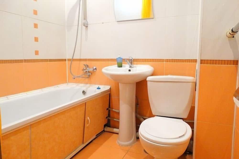 Standardní apartmán - Koupelna