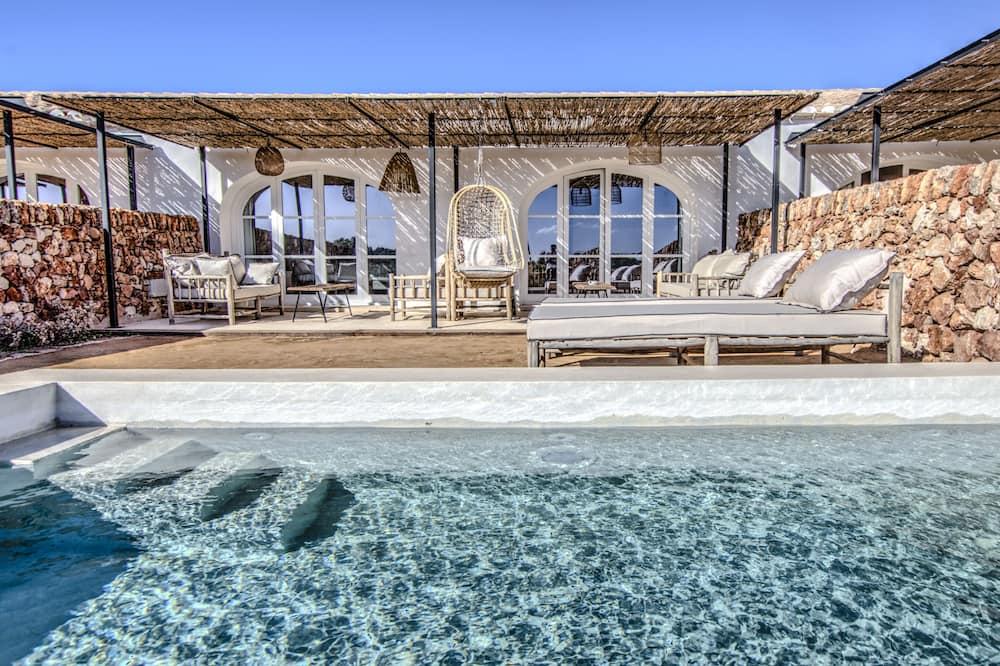 Suite - privat pool (Torrevella Pool Suite) - Privat pool