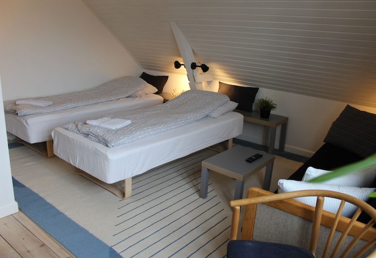 Svendborg Rooms, Svendborg, Double or Twin Room (3), Guest Room