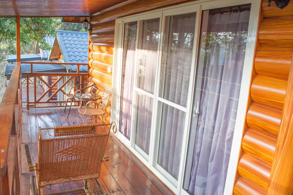 Елітний будинок - Балкон