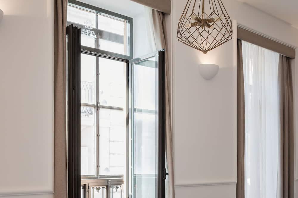 Design Studio Suite, Balcony - Living Room