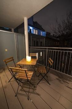 Foto van Molino Apartments Vienna in Wenen