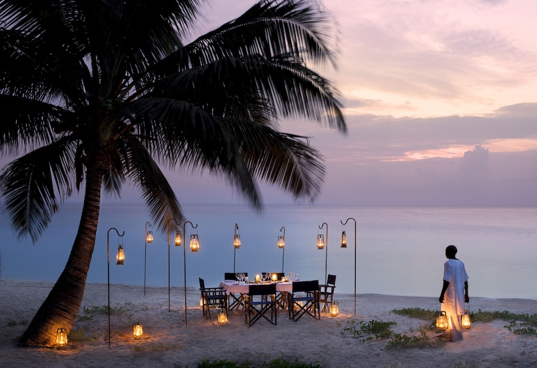 andBeyond Benguerra Island Lodge - All Inclusive, Benguerra Island, Outdoor Dining