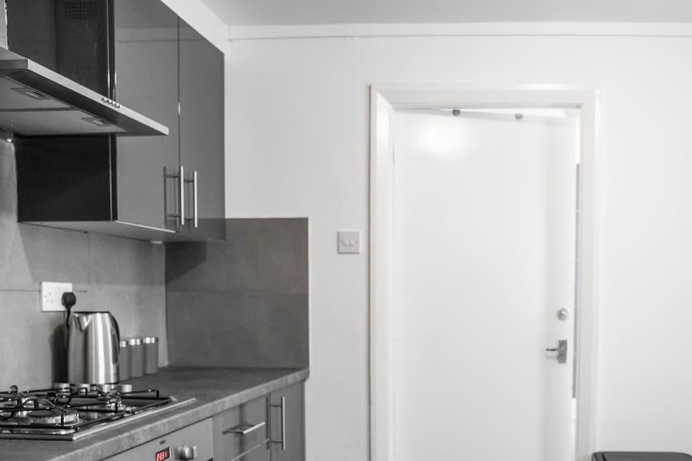 Kamer - Gemeenschappelijke keuken
