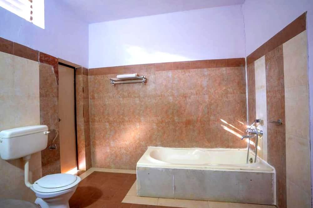 Casa de campo básica - Baño